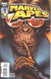 Marvel Apes #2 (2008) Marvel comic book